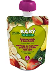 Baby Gourmet Banana Apple Kale, 12 Count