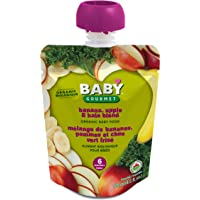 Baby Gourmet Banana Apple Kale, 12 Count