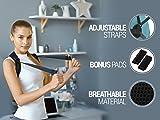 Posture Corrector for Men & Women - Adjustable