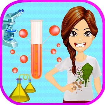 Amazon com: Nerdy Girl - Science Lab Geek: Appstore for Android