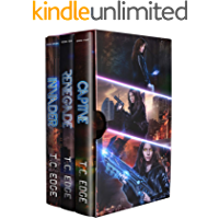 The Enhanced Series Box Set (Books 5-7)