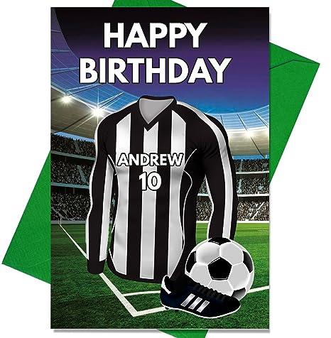 AK Giftshop - Tarjeta de felicitación de cumpleaños con ...