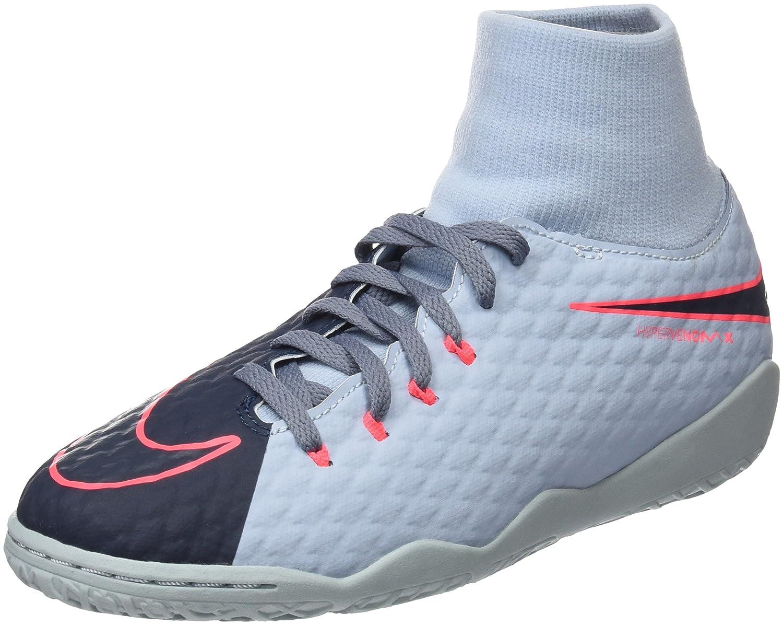 Nike Unisex-Kinder Jr. Hypervenom Phelon 3 Dynamic Fit (Ic) Fußballschuhe