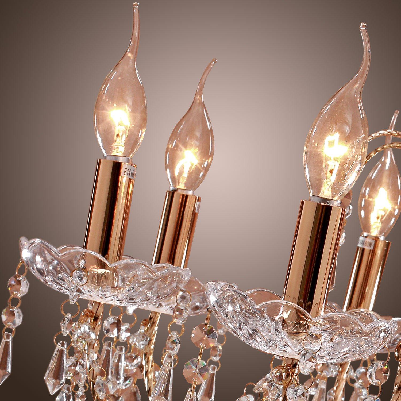 Modern Crystal Pendant Light Fixture Crystal Pendant Lamp Fo 100