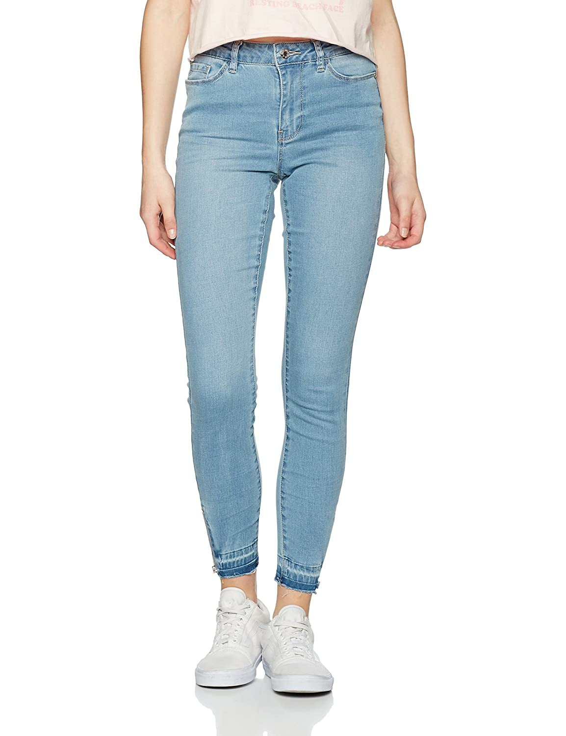 TALLA 29W / 32L. G-STAR RAW Vmseven NW Slim Ankle Tanja Jeans Mix, Camisa para Mujer