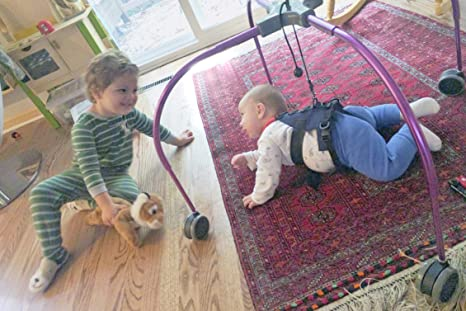 Amazon.com: CrawlAhead - Dispositivo terapéutico para bebé ...