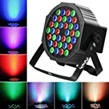 DJ Lights CrtWorld 36 LED RGB Stage Lights By