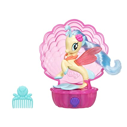 Image Unavailable. Image not available for. Color  My Little Pony  The Movie  Princess Skystar Sea Song 938ad6812f