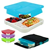 Smart Planet Ultrathin Lunchbook With Insulated