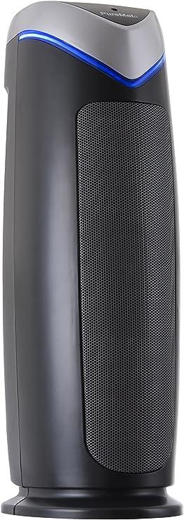 PureMate® PM 510 Múltiple Technologies Auténtico HEPA Purificador de Aire y Ionizador con UV-C y Olor Reducción - 55.9cm: Amazon.es: Hogar