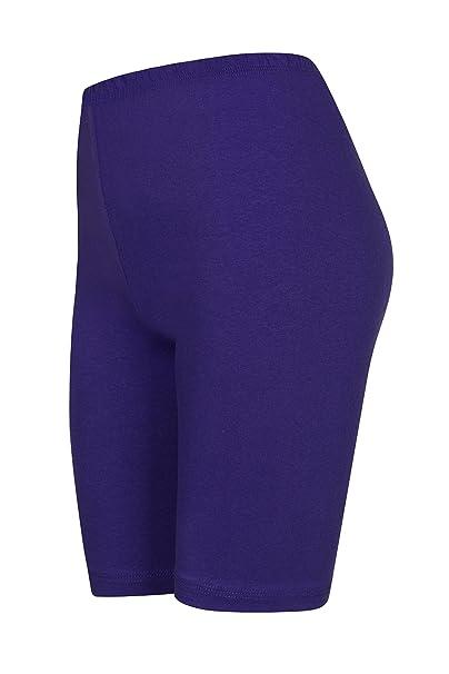 16 DeDavide Damen Shorts aus Baumwolle