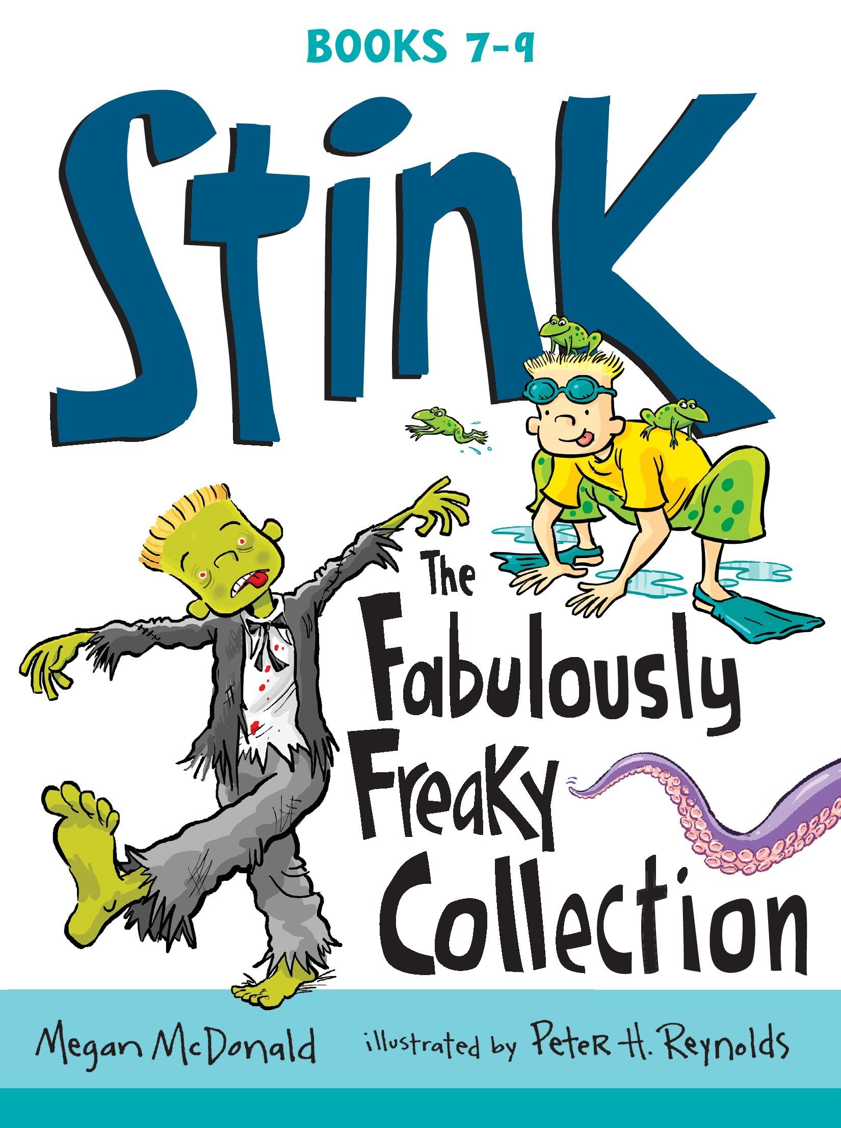 Download Stink: The Fabulously Freaky Collection pdf