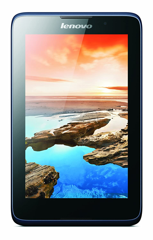 Lenovo Ideatab A7 50 7 Inch Tablet Midnight Blue Mediatek Mtk Lcd Tab2 8121 13ghz 1gb Ram 16gb Memory Wlan Camera Android 42 Computers