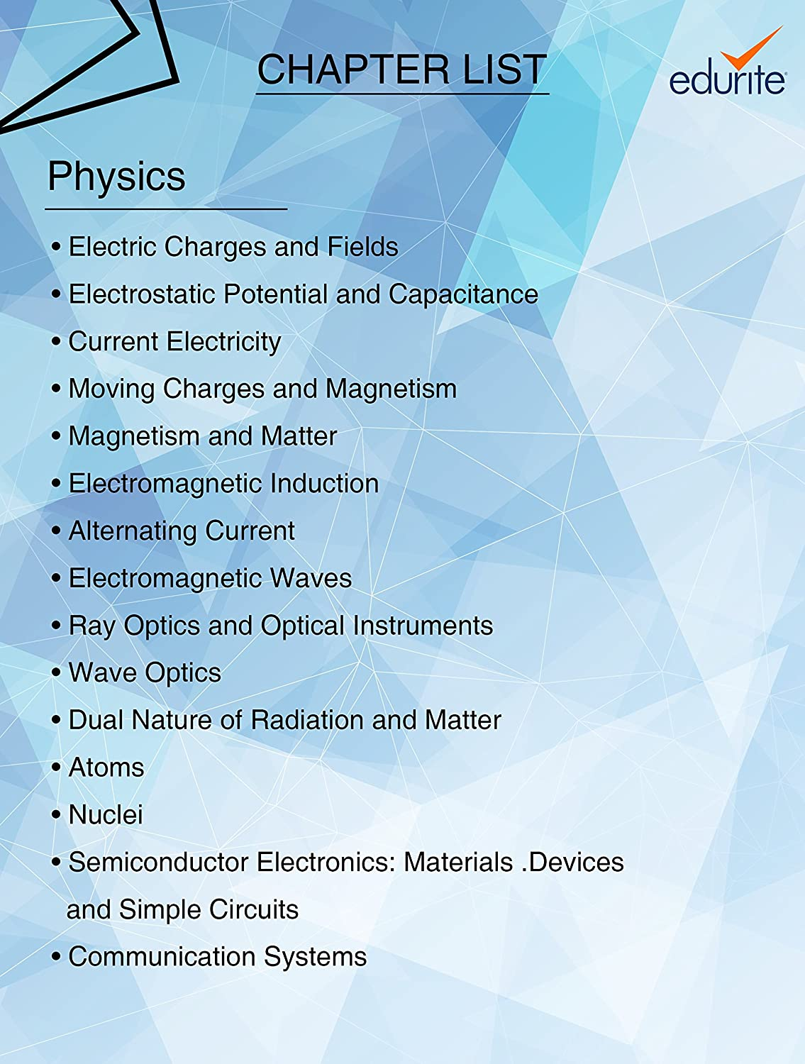 Edurite DVD for CBSE Class 12 Physics: Amazon in: Software