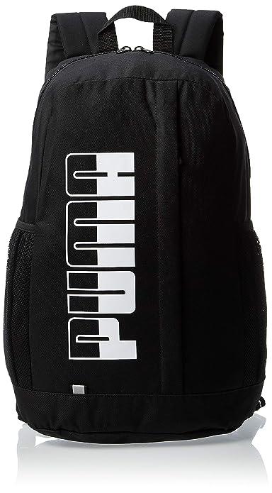 Puma Plus Backpack II Black Laptop Backpacks