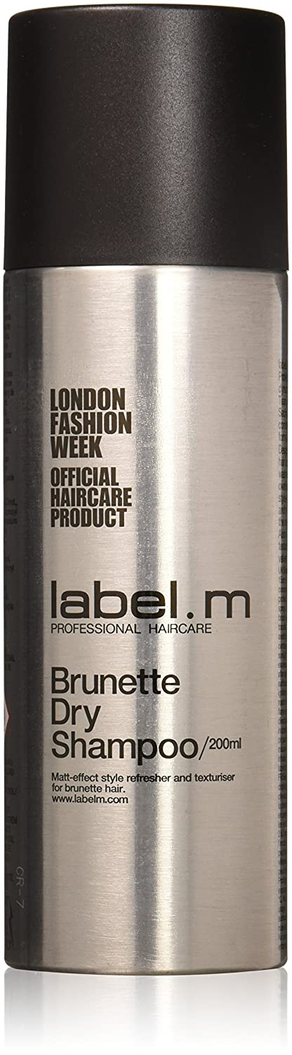 Label.M Brunette Dry Shampoo 200ML Label.M Professional Haircare GTP128208