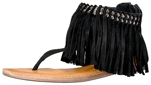 5635982ef069 Not Rated Women s Solene Flat Sandal