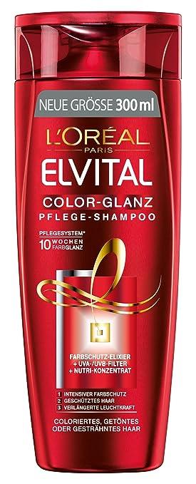 Loreal haarpflege fur gefarbtes haar