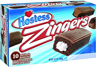 product image for Hostess Zingers Iced Devil's Food Cake 10 Per Box