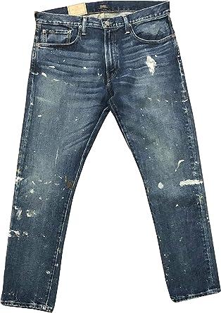 Amazon Com Polo Ralph Lauren Pantalones Vaqueros Para Hombre Clothing