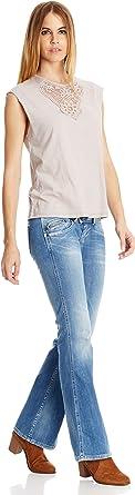 Pepe Jeans Casey Camiseta para Mujer: Amazon.es: Ropa y ...
