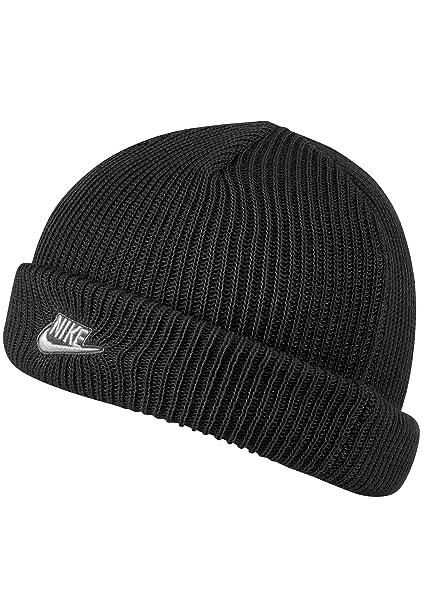 1 3 Beanie Wintermützeone in Cuff SizeBlack Nike rdsxBtChQ