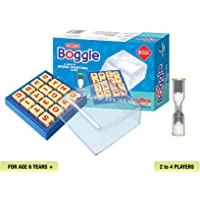 Playmate Word Boggle Building Game, 4-8 Years+ (PM_014, Multicolour)