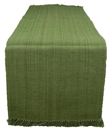 Park Designs Casual Classics Table Runner   54u0026quot;L   Evergreen