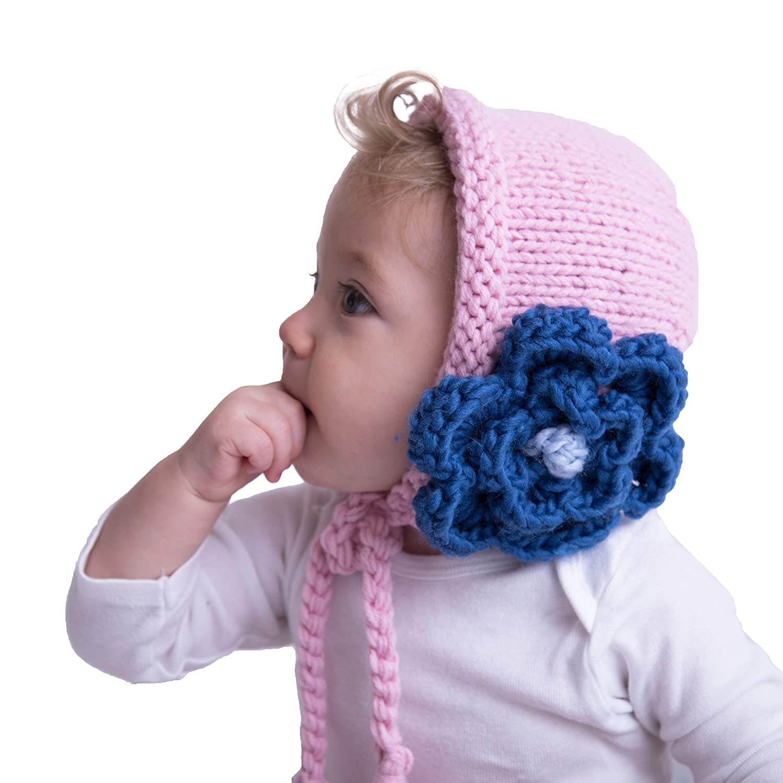 Huggalugs Small HAT ベビーガールズ Small (approx age 0-6 B07GJKQR44 Bonnet months) Posy Bonnet Pink B07GJKQR44, フジオカマチ:3eb65de9 --- ijpba.info