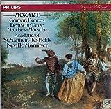 Mozart: German Dances + Marches K 189 600 605 602