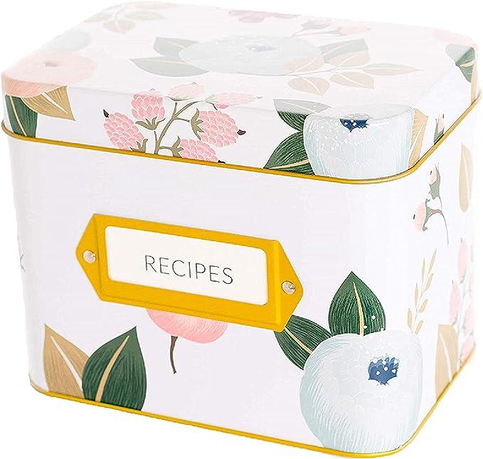 Caja de recetas de Polite Society: Amazon.es: Hogar