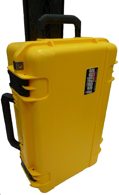SKBイエロー3i-2011 – 7y-c。Comes with Cubed / Pluck Foam & TSAロック   B00LQZ3UU0