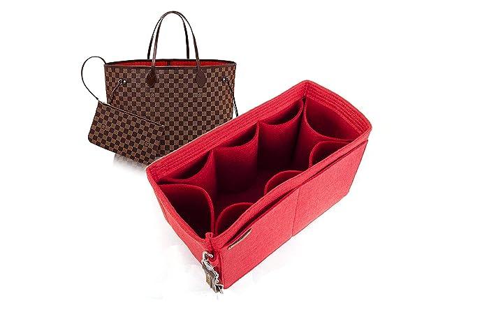 22a8398013a2 Amazon.com  For LV Neverfull MM GM PM bag insert organizer  Handmade