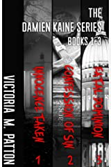 The Damien Kaine Thriller Series Bundle: Books 1-3 (Damien Kaine Series) Kindle Edition