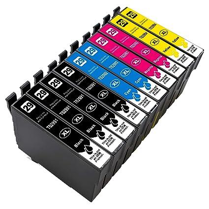 10 compatibles. XL Cartuchos de impresora para Epson XP 235 ...