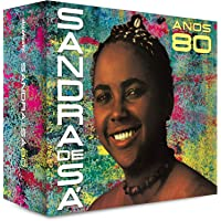 Sandra De Sá - Anos 80 (Box 4 Cds)
