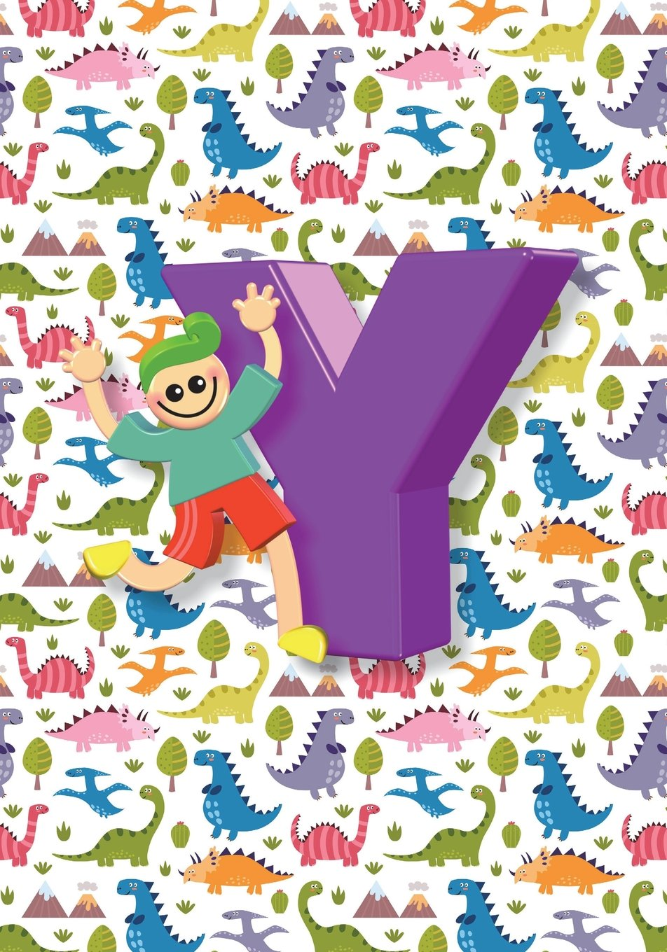 Y Notebook: Back To School Notebooks, Soft Paperback, Cute College Ruled Notebook - Journal Or Diary Notebook for Boys pdf