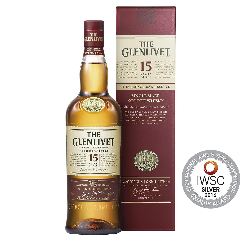 31944f6efb5d3 Glenlivet 15 Year Old Scotch Malt Whisky