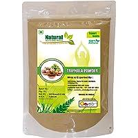 Natural Health and Herbal Products Natural Health and Herbal Product Triphala, Amla, Harad, Baheda Powder, 227 g