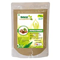 Natural Health And Herbal Product Triphala, Amla, Harad, Baheda Powder, 227g