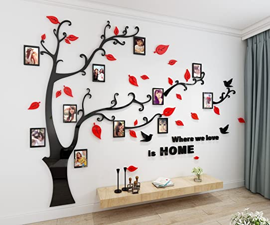 arbre de vie decoration murale free stickers muraux arbre de vie de klimt with arbre de vie. Black Bedroom Furniture Sets. Home Design Ideas