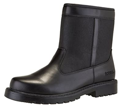 6489a5aafb47 totes Men s State Waterproof Side Zip Snow Boot (12 D(M) US