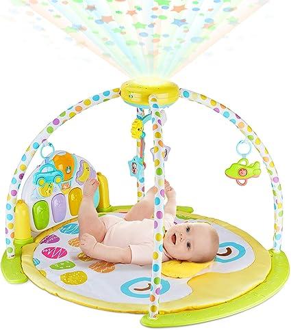 Amazon.com: Gimnasio para bebé - actividades de patear y ...