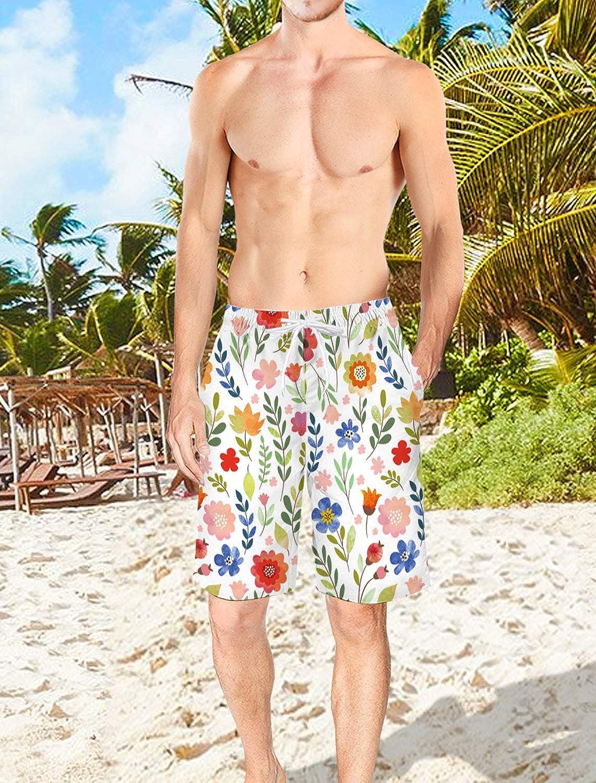 NEW Mens SWIMMING Board Short Trunks ~ High Quality Beach Holidays Summer Shorts
