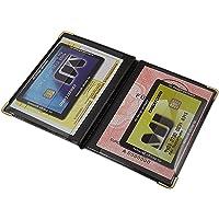 Exclusiva tarjetero para documento de identidad y tarjeta