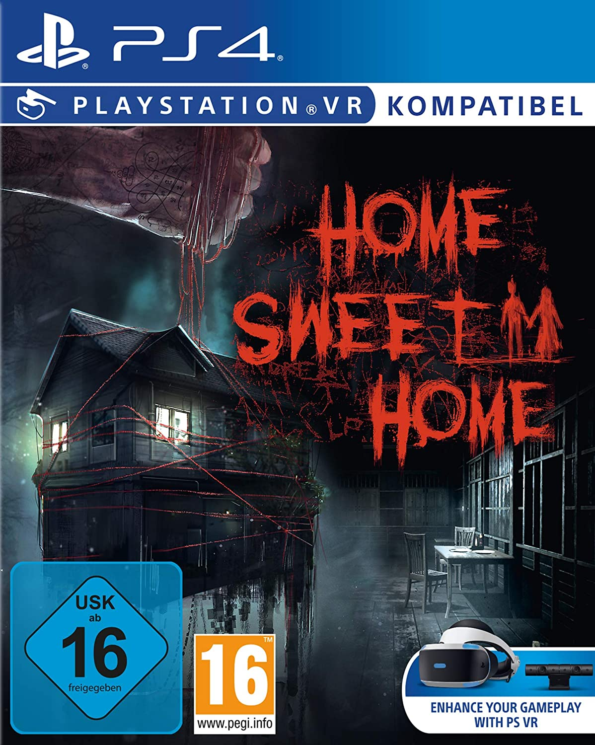 Home Sweet Home VR (PlayStation PS4): Amazon.es: Videojuegos