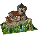 Maquette en céramique - Château Branzoll, Chiusa, Italie