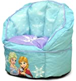 Disney Frozen Toddler Bean Bag, Light Blue