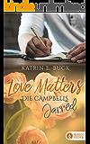 Love Matters - Jarred (Die Campbells 1) (German Edition)