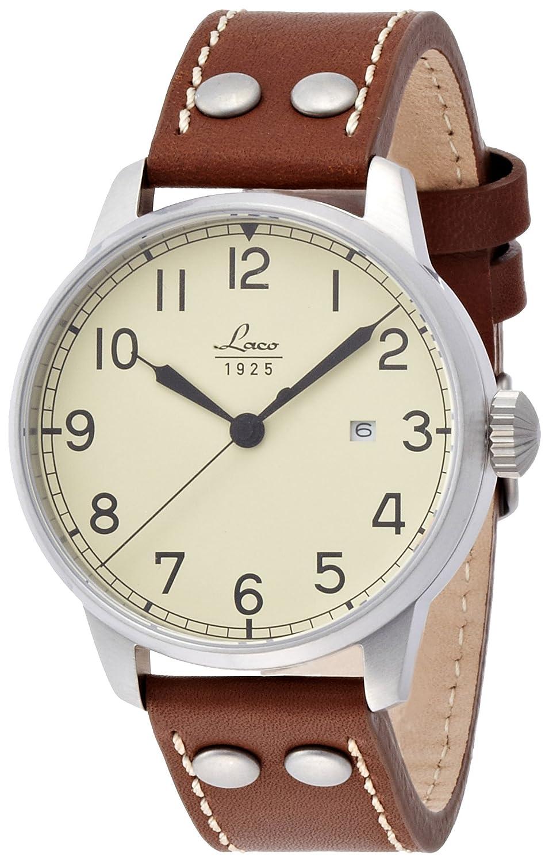 [ラコ]LACO 腕時計 ネイビー 電池 5気圧 防水 メンズ 861611 バルセロナ メンズ 【正規輸入品】 B00KAU7KH6